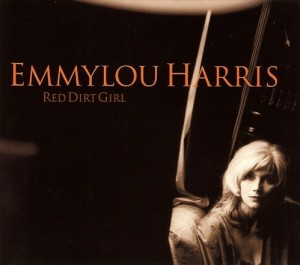 Audio CD Emmylou Harris. Red Dirt Girl