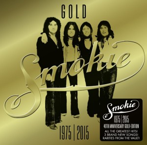 Audio CD Smokie. Gold (40th Anniversary Edition)