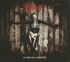 Audio CD Slipknot. .5: The Gray Chapter + футболка L