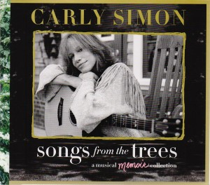 Audio CD Carly Simon. Songs From The Trees (A Musical Memoir Collection)