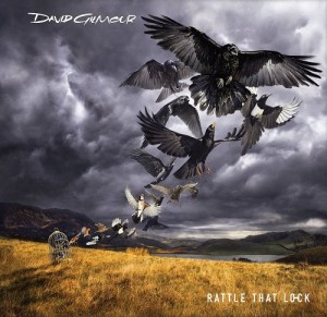 Blu-Ray + Audio CD David Gilmour. Rattle That Lock
