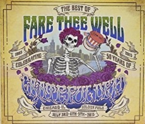 Audio CD Grateful Dead. Fare Thee Well Celebrating 50 Years Of Grateful Dead