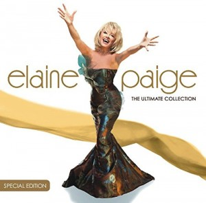 Audio CD Elaine Paige. The Ultimate Collection