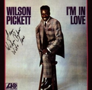 Audio CD Wilson Pickett. I'm In Love