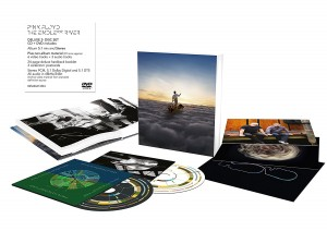 DVD + Audio CD Pink Floyd. The Endless River