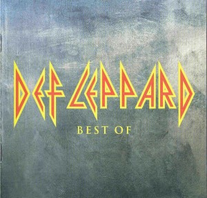 Audio CD Def Leppard. Best Of