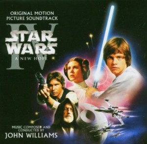 Audio CD Star Wars. Episode IV. A New Hope. Original Motion Picture Soundtrack / Саундтрек к фильму Звездные Войны Эпизод IV.