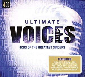Audio CD Various Artists. Ultimate Voices