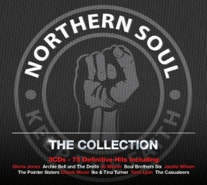 Audio CD Various Artists. Northern Soul. The Collection