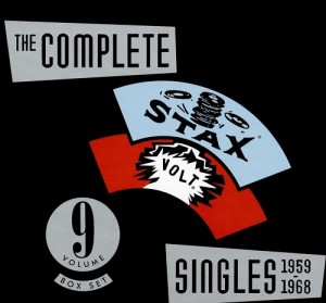 Audio CD Various Artists. The Complete Stax-Volt Singles 1959-1968