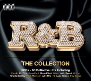 Audio CD Various Artists. R&B. The Collection.
