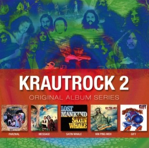 Audio CD Various Artists. Original Album Series. Krautrock, Vol. 2.