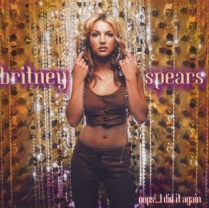 Audio CD Britney Spears. Oops!... I did it again