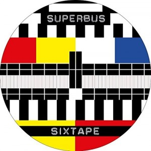 Audio CD Superbus. Sixtape