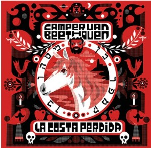 Audio CD Camper Van Beethoven. La Costa Perdida