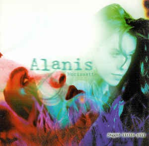 Audio CD Alanis Morissette. Jagged Little Pill