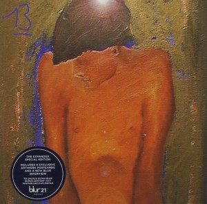 Audio CD Blur. 13