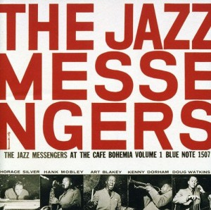 Audio CD Art Blakey & The Jazz Messengers. At the Cafe Bohemia Vol.1
