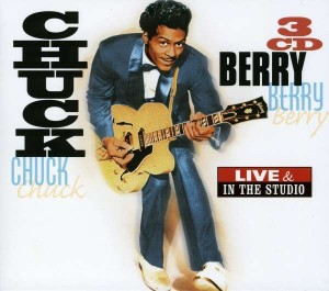Audio CD Chuck Berry. Chuck Berry Live & In The Studio