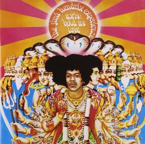 Audio CD The Jimi Hendrix Experience. Axis: Bold As Love