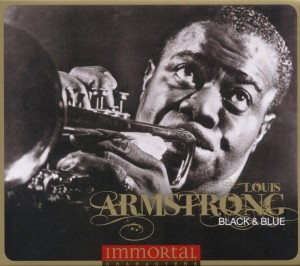Audio CD Louis Armstrong. Black & Blue