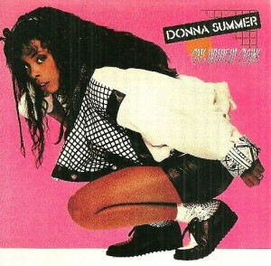 LP Donna Summer. Cats Without Claws (LP)