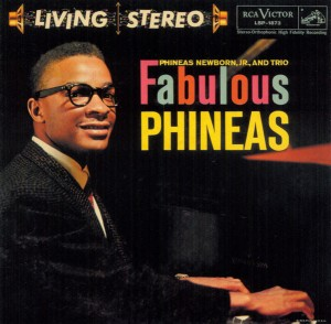 Audio CD Phineas Newborn. Fabulous Phineas