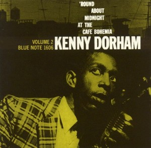 Audio CD Kenny Dorham. Round About Midnight at the Cafe Bohemia, Vol. 2
