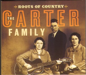 Audio CD The Carter Family. Roots Of Country