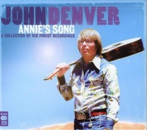 Audio CD John Denver. Annies Song - a collection of his finest recordings