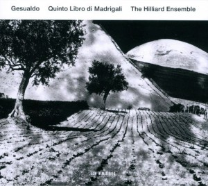 Audio CD The Hilliard Ensemble. Gesualdo: Madrigali