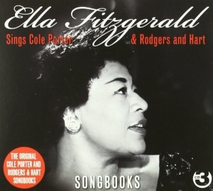 Audio CD Ella Fitzgerald. Songbooks