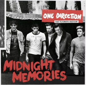 Audio CD One Direction. Midnight Memories