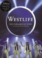 Westlife. The turnaround tour - Live From The Globe, Stockholm (DVD)