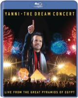 Yanni. The Dream Concert: Live From The Great Pyramids of Egypt (Blu-Ray)