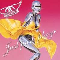 Aerosmith. Just Push Play (CD)