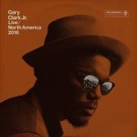 Gary Clark Jr. Live North America 2016 (CD)