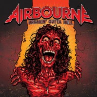 Airbourne. Breakin' Outta Hell (Picture Vinyl) (LP)
