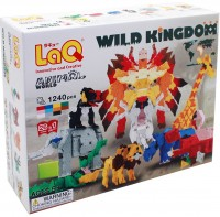 Конструктор LAQ. Wild Kingdom (1351)