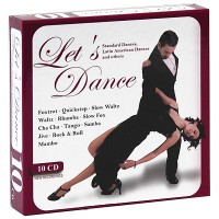 Audio CD Let's dance