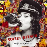 Audio CD Regina Spektor. Soviet Kitsch