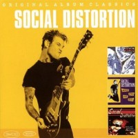 Social Distortion. Original Album Classics (3 CD)