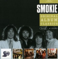 Smokie. Original Album Classics (Pass It Around / Changing All the Time / Midnight Cafe / Bright Lights & Back Alleys / The Montreux Album) (5 CD)