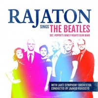 Audio CD Rajaton & Lahti Symphony Orchestra. Rajaton Sings The Beatles