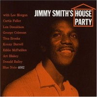 Audio CD Jimmy Smith. House Party