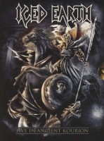 DVD + Audio CD Iced Earth. Live in Ancient Kourion