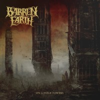 LP Barren Earth. On Lonely Towers (LP)