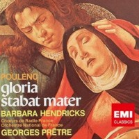 Audio CD Georges Pretre. Poulenc: Sacred Choral Works