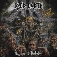 DVD + Audio CD Iced Earth. Plagues of Babylon (limited edition)