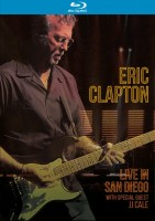Eric Clapton. Live In San Diego with Special Guest JJ Cale (Blu-Ray)